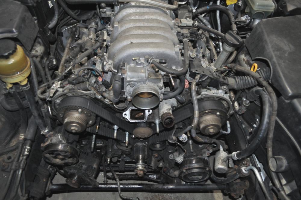 Ремонт двигателя лексус